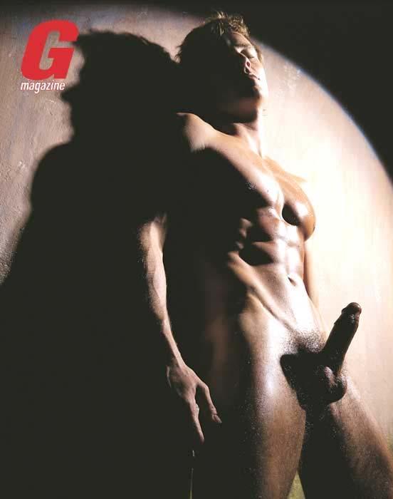 Theo Becker sem tarja pelado GMagazine 5 pau durao