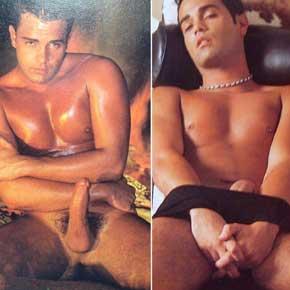 Rodrigo Phavanello nu na G Magazine