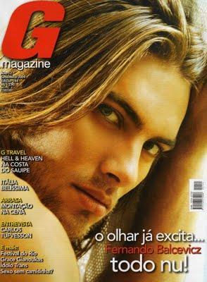 G Magazine Fernando Balcevicz