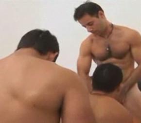 castigar gay rimming