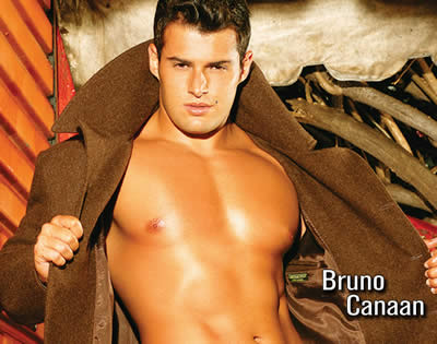 GMagazine hot Bruno Canaan