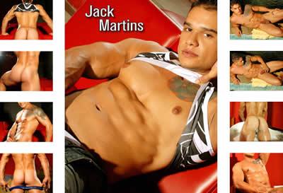 G HOT | Jack Martins pelado