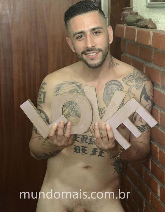 gustavo paulista tatuado pau depilado sexo gay pago mundomais
