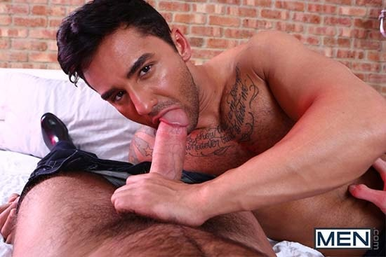 Bruno Bernal fucks with Paddy OBrian Gay Porn