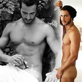 Matheus Lisboa bbb16 pelado ensaio sensual