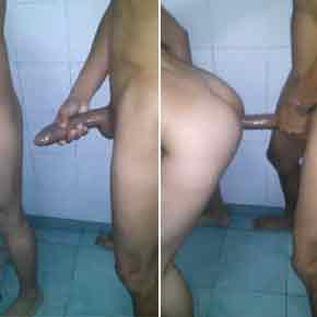Treinando-no-ferro-do-personal-sexo-gay-banheiro