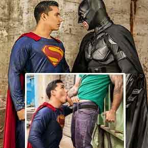 Superman-fode-batman-em-versão-gay