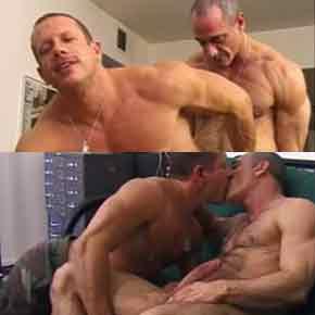 foda gay entre militares parrudos
