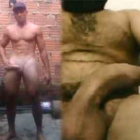 machos da favela, piroca e reggae