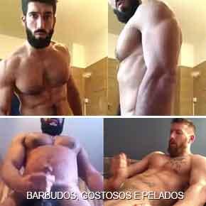 barbudos gostosos pelados na net