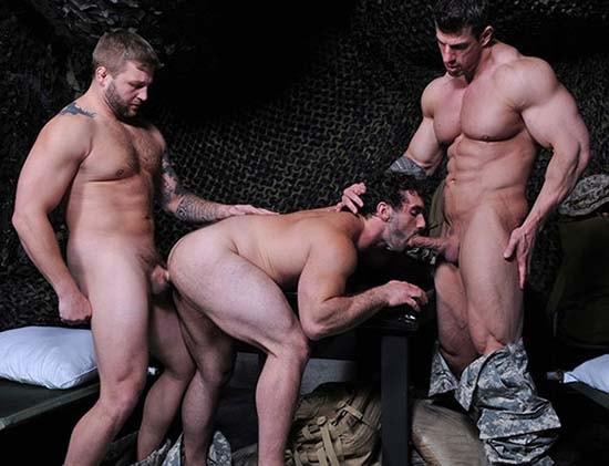 Homens sarados transando Jaxton-Wheeler-Zeb-Atlas-Colby-Jansen-Men
