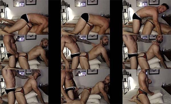 Homens sarados transando sem camisinha amador webcam