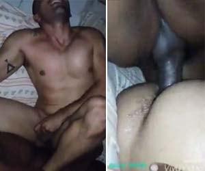 Negão dilatando cu do boy bêbado sem camisinha amador gay