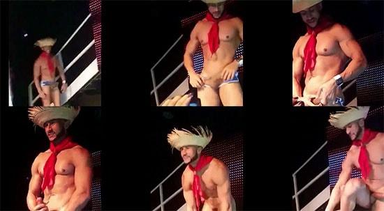 gogo boy cowboy pelado pauzudo rei da espiga