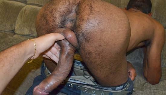 passivo negro cu peludo pau grande amador