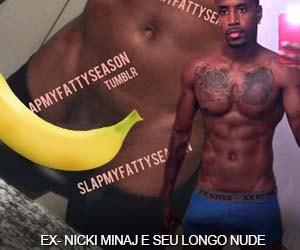 Safaree Samuels ex nick minaj e seu longo nude negro