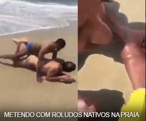 metendo roludos nativos praia sexo gay ao natural
