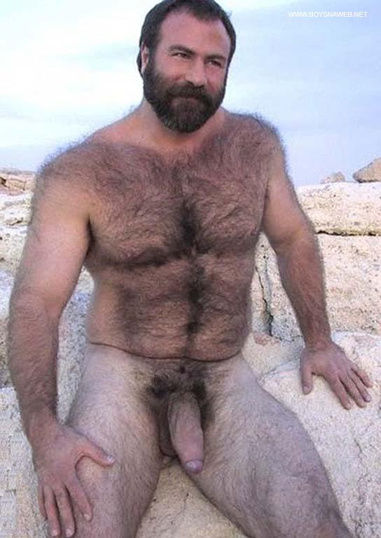 urso gordo bear pelado super pelos gay amador-min