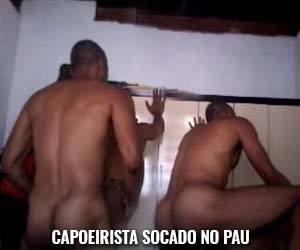 lutador de capoeira dando a bunda video gay amador