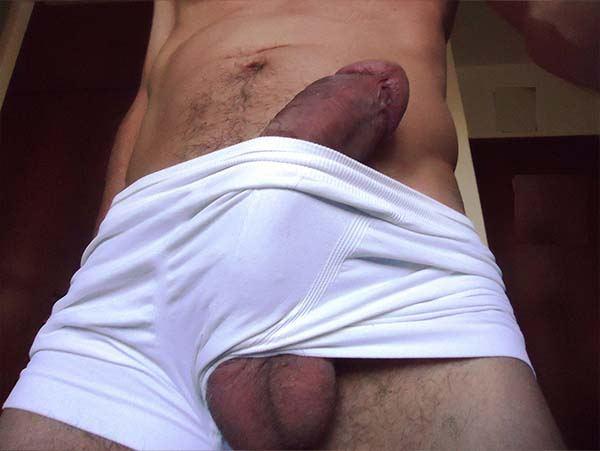 pauzao 23cm cueca branca