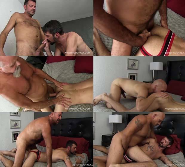 homens velhos pelados fudendo gay